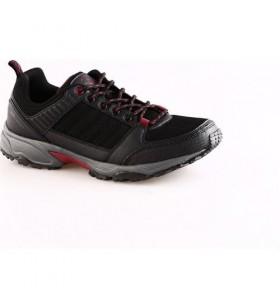 181-1718 Siyah Erkek Spor Ayakkabı