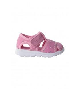 332.E20Y.306 Pembe Kız Çocuk Sandalet