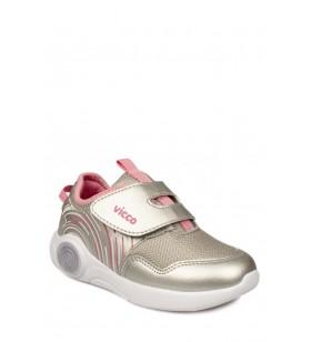 346.p20y.213 Phylon Işıklı Gümüş Çocuk Spor Ayakkabı