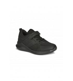 Erkek Çocuk Siyah Okul Ayakkabısı 346 20k 164