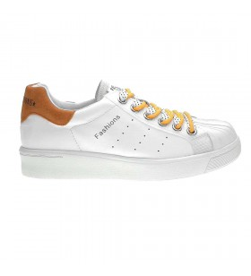 Guja Fashion Hakiki Deri Kadın Sneaker