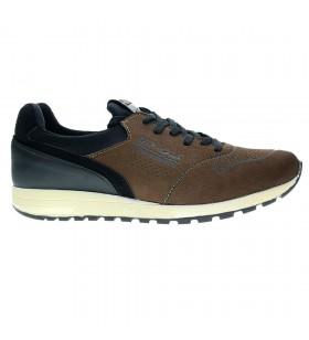 Günlük Erkek Spor Ayakkabı MP 181-6615 Nubuk
