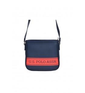 U.S. Polo Assn Kadın Omuz Çantası Lacivert