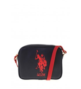 Kırmızı Lacivert Us Polo Postacı Çantası