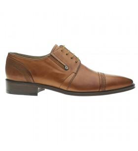 Nevzat Onay Klasik Erkek Ayakkabı Hakiki Deri Kösele Taban