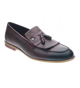 Pierre Cardin 119045 Hakiki Deri Erkek Babet Ayakkabı