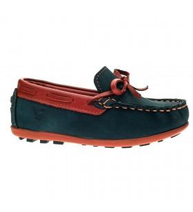 Timberland Tarzı - Vicco Deri Erkek Çocuk Ayakkabısı