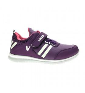 Vicco 34818K134 Mor Çocuk Sneaker